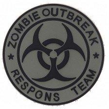 Нашивка Zombie Outbreak Team