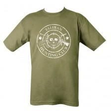 Тениска Taliban Hunting Club