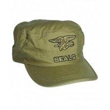 Шапка с козирка US Navy SEALS