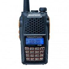 Радиостанция Baofeng UV-6R с ултрависоки честоти