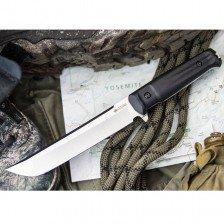 Боен нож Kizlyar Senpai Aus8-S Black