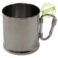 Чаша с карабинер