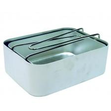 Алуминиев комплект съдове за хранене