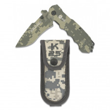 Сгъваем нож K25 19220