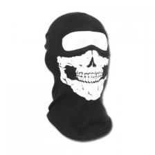 Балаклава с череп - един отвор