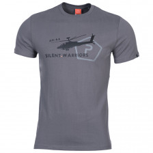Тениска Silent Warriors
