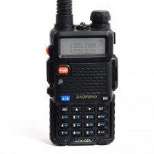 Радиостанция Baofeng UV-5R 5W Black