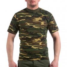 Камуфлажна тениска MIL-TEC - Намалени цветове