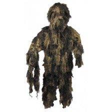 """Маскировъчен костюм """"Гили"""" - горски камуфлаж"""