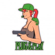 Нашивки Plug & Play