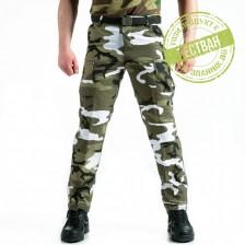 Подсилен полеви панталон BDU