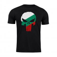 Тениска Punisher BG flag