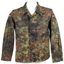 Риза от германската армия