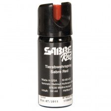 Лютив спрей с широка струя SABRE RED 64 ml