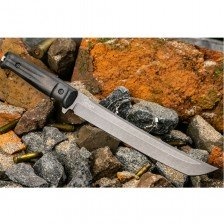 Боен нож Kizlyar Sensei Aus8-TacWash