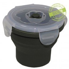 Сгъваема кутия за храна - 240 ml