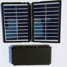 Соларно зарядно за ловни камери и телефони