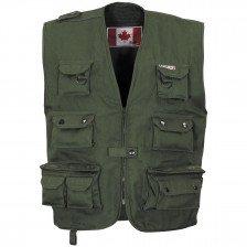Елек за лов и риболов Canada