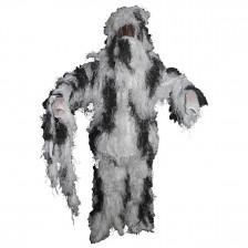 "Маскировъчен костюм ""Гили"" - зимен камуфлаж"