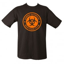 Тениска Zombie Outbreak