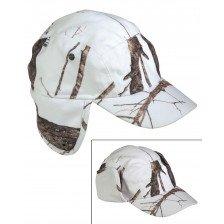 Зимна ловна шапка Miltec SNOW TREES