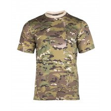 Тениска Miltec CAMO