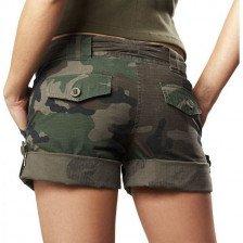 Дамски къс панталон - Woodland