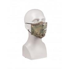Двуслойна маска за лице