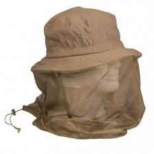 Шапка боне с мрежа против комари