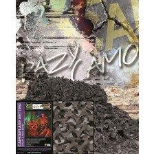 Камуфлажна мрежа CRAZY CAMO 2,4 x 3 м