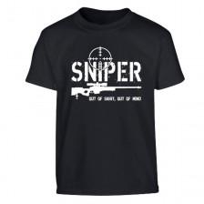 Детска тениска Sniper