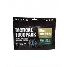 Храна за оцеляване TACTICAL FOODPACK - свинско с ориз