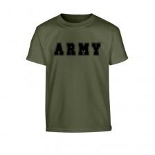 Детска тениска ARMY