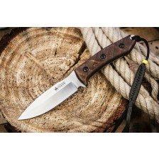 Нож Corsair AUS-8 Satin Walnut