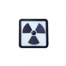 Гумена нашивка H3 Radioactive