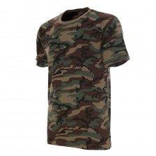 Камуфлажна памучна тениска Heavy