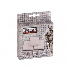 Таблетки подпалки за огън Fosco