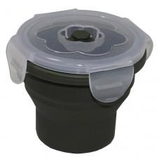 Сгъваема кутия за храна - 540 ml