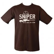 Тениска Sniper