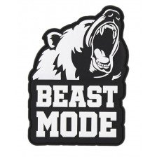 Нашивка Beast Mode