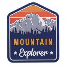 Нашивка Mouintain Explorer