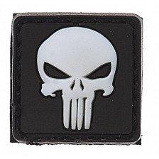 Нашивка Punisher