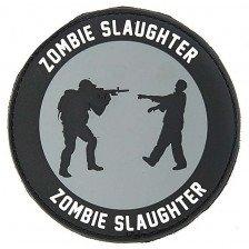 Нашивка Zombie Slaughter