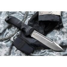 Боен нож Kizlyar Dominus AUS-8 Satin