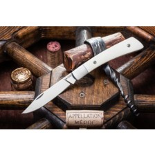 Сгъваем нож Kizlyar Gent Bone Aus-8 P