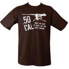 Тениска 50 Cal