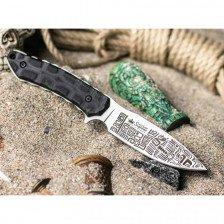 Нож Kizlyar Aztec D2 SW G10