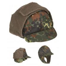 Зимна шапка от германската армия