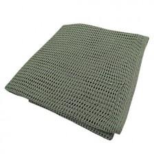 Мрежест шал Hichlander - зелен