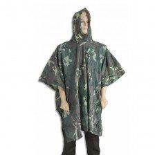 Камуфлажно пончо дъждобран Albainox